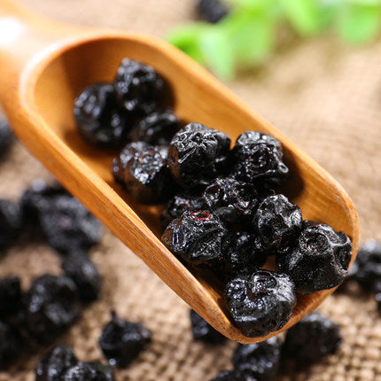 Dried Organic Blueberries - FOB:US$ - MOQ: