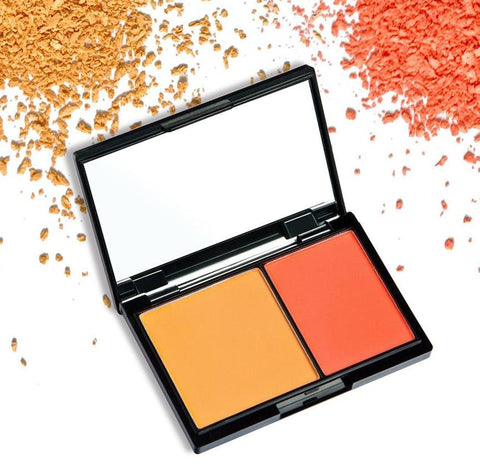 2 Colors Hot Sale Product Blush Makeup - FOB:US$ - MOQ: