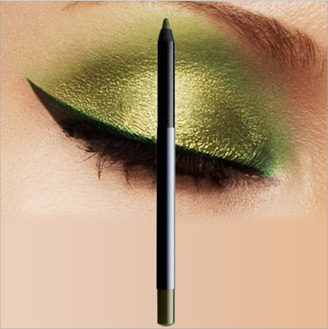 Waterproof Carbon Black Eyes Beauty Make Brand Eyeliner Pencil - FOB:US$ - MOQ: