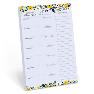 Weekly Magnetic Meal Planner Notepad - Food Planning Organizer And Grocery List Pad,With Tear Away Erforated Shopping List - Buy Planner Notepad,Planner Notepad,Planner Notepad Product on Alibaba.com