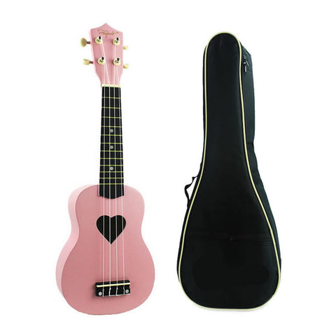 Wholesale 21 Inch Solid Wooden Ukulele Colors - FOB:US$ - MOQ: