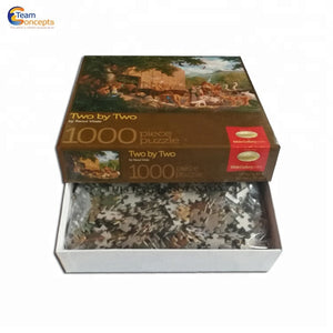 Wholesale Custom Adults Games Jigsaw Puzzle - FOB:US$ - MOQ: