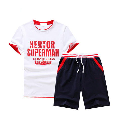 Kids Sports Jersey And Shorts Custom Print Sportswear  | Buy Tuibos.com