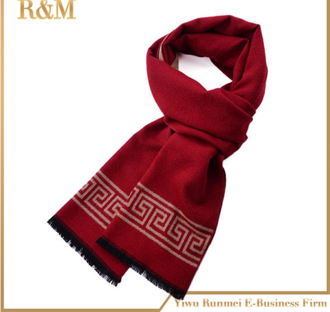 Winter Hot Cashmere Solid Color Scarf - FOB:US$ - MOQ: