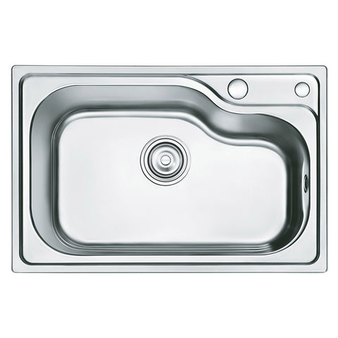 Wiredrawing Finished Unique Stainless Kitchen Sink - FOB:US$ - MOQ: