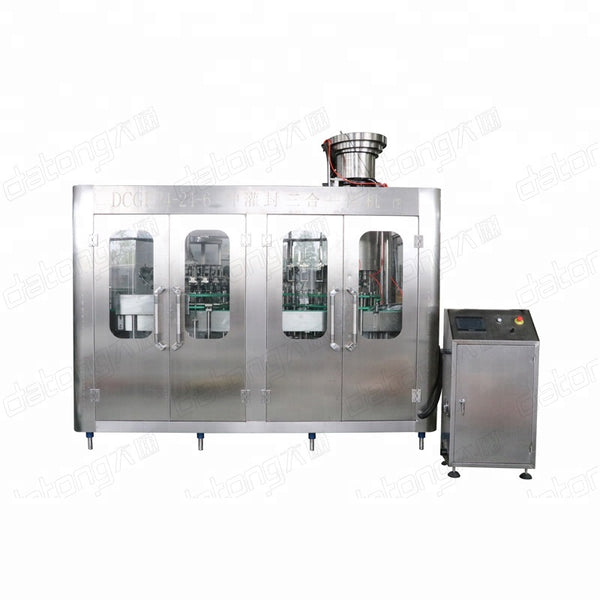 Alcoholic Beverage Filling Machine - FOB:US$10,780.00 - MOQ:1