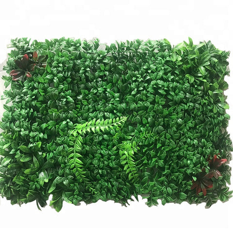 Beautiful Decorative Vertical Wall Artificial Plant Wall - FOB:US$ - MOQ: