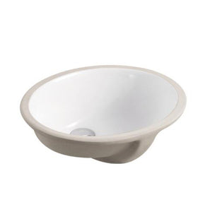 Cupc Oval Ceramic Undercounter Bathroom Sink - FOB:US$ - MOQ:
