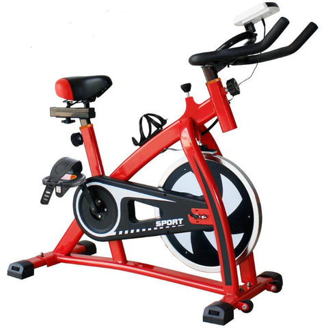 Chain Drive Light Fitness Exercise Bike - FOB:US$ - MOQ: