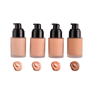Natural Cosmetics Private Label Face Makeup Waterproof Liquid Foundation - FOB:US$4.00 - MOQ:1000