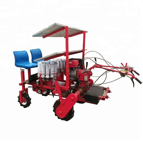 Transplanting Machine Vegetable Planting Equipment - FOB:US$ - MOQ: