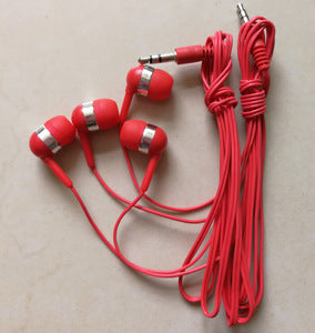 Disposable Earphone Original 3.5mm  - FOB:US$0.17 - MOQ:1000