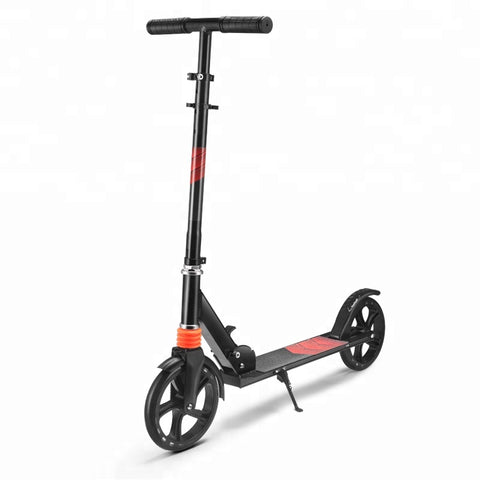 Folding Scooter 2 Big Wheel Adult Kick Scooter For Sport Extreme Scooter - FOB:US$ - MOQ:
