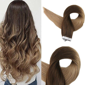 High Quality Indian Tape Human Hair Extension Supplier - FOB:US$ - MOQ: