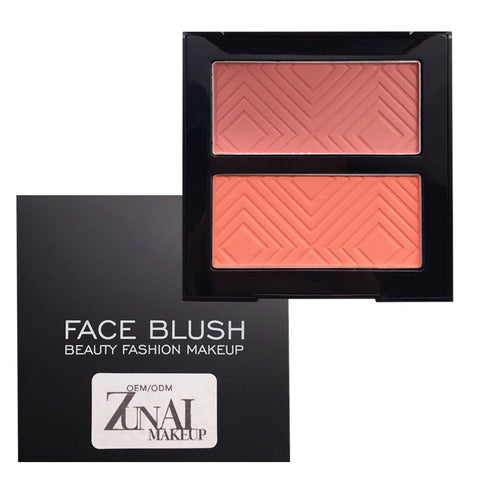 High Quality Long Lasting Customized Brand Name Matte Blush Cosmetics - FOB:US$ - MOQ: