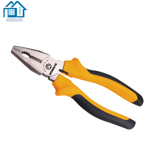 Industry Hand Tools Combination Pliers - FOB:US$ - MOQ: