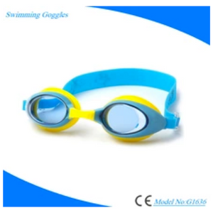 Kids Swim Goggles for Children and Early Teens Anti-fog UV - FOB:US$2.20 - MOQ:100