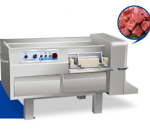 Meat Dicer Cube Cutting Dicing Machine Processing Plant - FOB:US$4,400.00 - MOQ:1