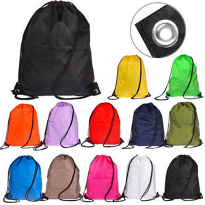 Drawstring bags for kids - FOB: US$ - MOQ