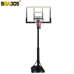 Portable Movable Basketball Stand Outdoor Equipment - FOB:US$ - MOQ: