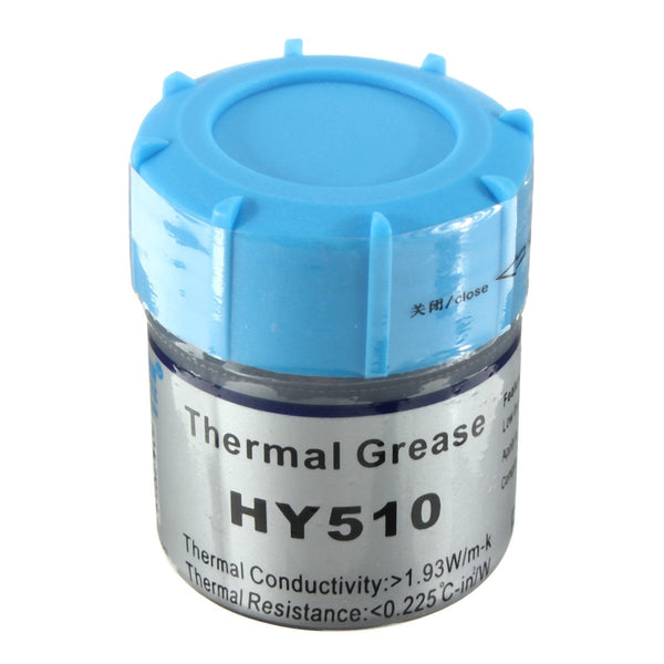 20g Grey universal Compound Thermal Conductive Silicone Grease - FOB:US$5.50 - MOQ:50