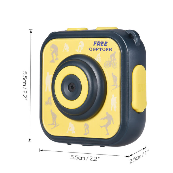 "1.77"" LCD Children Kid Sports Action Camera - FOB:US$27.53 - MOQ:10"