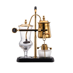 Removable Glass Syphon Siphon Drop Coffee Maker Pot Vacuum Coffee Machine - FOB:US$180.00 - MOQ: 1