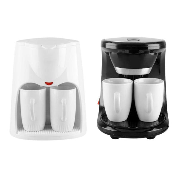 2 Cups Drip Coffee Makers Electric Automatic Espresso - FOB:US$24.55 - MOQ: 50