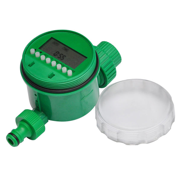 LCD Display Automatic Electronic Water Timer Irrigation Sprinkler - FOB:US$16.28 - MOQ:100