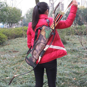 Camo Archery Hunting Bow ARROW BACK - FOB:US$19.77 - MOQ:50
