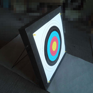 50X50cm Archery Target EVA Foam Board Self Healing Compound Recurve - FOB:US$45.00 - MOQ:20