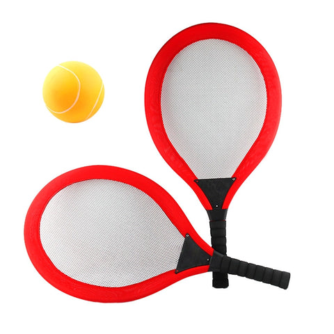 Pair of Badminton Tennis Set Badminton Racket - FOB:US$12.50 - MOQ:50
