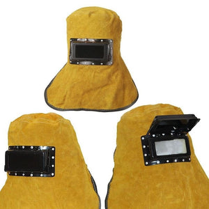 Yellow  Argon Arc Welding Mask for Pipeline - FOB:US$18.60 - MOQ:50