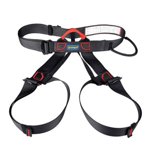 Outdoor Rock Climbing Harness Protect Waist Safety Harness for Mountaineering - FOB:US$25.16 - MOQ:50