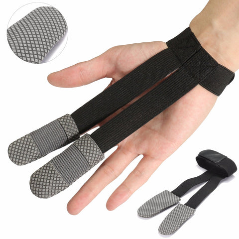 2 Fingers Archery Protect Glove Shooting Hunting - FOB:US$5.50 - MOQ:100