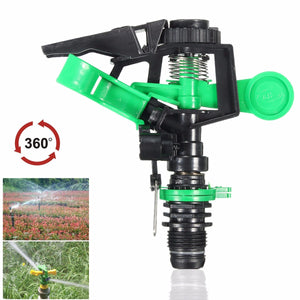 360° Rotating Adjustable Water Sprinkler Irrigation - FOB:US$5.82 - MOQ:100
