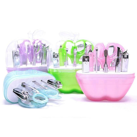 9pcs/set Manicure Pedicure Kits Nails Care - FOB:US$4.16 - MOQ:200