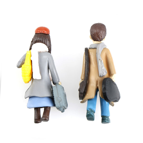1PC 4cm Mini Girl Boys Figures - FOB:US$0.73 - MOQ:500