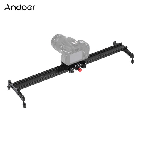 "80cm / 32"" 4 Bearings Camera Slider Rail Track - FOB:US$58.66 - MOQ:5"