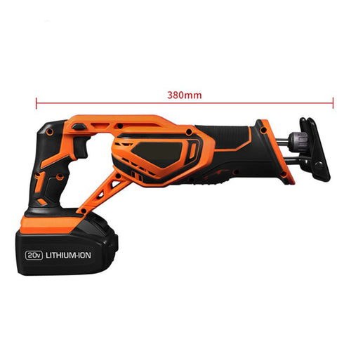 20V 3000mAh Portable Rechargeable Reciprocating Saw - FOB:US$142.91 - MOQ:10