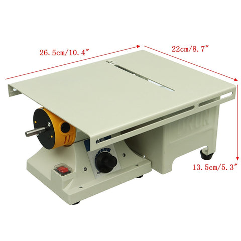 1280W Multifunction  Mini Table Bench Saw - FOB:US$151.79 - MOQ:1