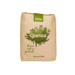 Quinoa in bulk - 25kg/bag