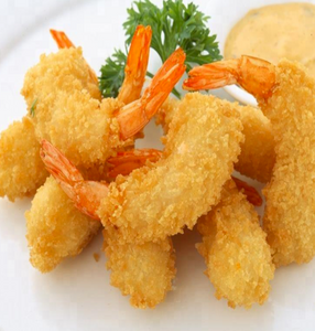 Breaded  Shrimp - FOB:US$2,200.00/Ton - MOQ:10 Metric Tons