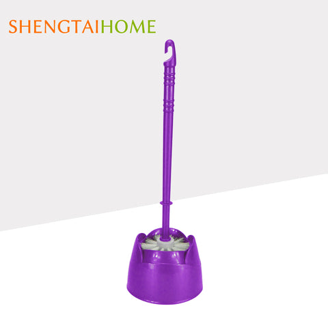 Trade Assurance Colorful Cleaning Tools Of Plastic Brush - FOB:US$ - MOQ: