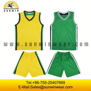 Teenager Boys Basketball Uniforms Factory Prices Clothes - FOB:US$ - MOQ: