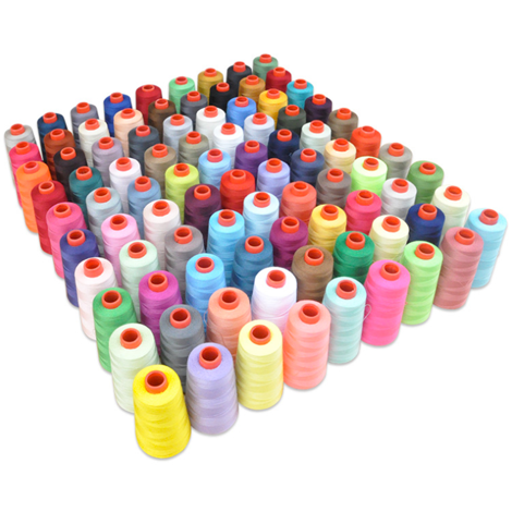 High Quality Wholesale 40/2 3000yards Polyester Sewing Thread -FOB:US$0.78 - MOQ: 1000