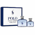 Ralph Lauren Polo Ultra Blue 2-piece Set