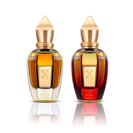 XER GOLD AMBER & ROSE 2x50ml