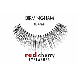 Red Cherry False Eyelashes, Brimingham