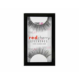 Red Cherry False Eyelashes,Frankie 107